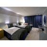 Buy cheap Comfortable Villa / Apartment Bedroom Set Furniture OEM & ODM product