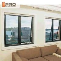 Buy cheap Sound / Heat Insulation Aluminum Top Hung Window Customized Color product