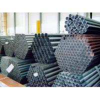 Buy cheap round / Square / Rectangle / Ellipse galvanized, black color ERW Welded Steel Pipes / Pipe product