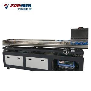 Buy cheap 600mm Square PVC Ceiling Panel Making Machine 1.8-3.6kg/M2 Width 20cm 25cm product