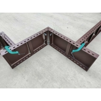Buy cheap 6061 T6 Building Aluminum Formwork Profiles For Construction product