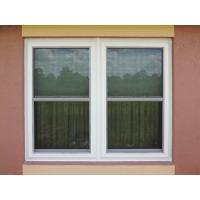 Quality Double Or Single Glazing Hung Aluminum Sash Windows / Vertical Opening Windows for sale