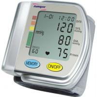 Buy cheap CE Blood Pressure Monitor (Wrist Type) Display Pulse,Systolic Pressure,Diastolic Pressure product