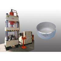 Buy cheap Four Column/Post Long Service Life Low Failure Rate Deep Drawing Hydraulic Press Machine product