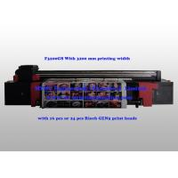 Buy cheap Large Format Digital Color Roll To Roll Printer UV Inks For Light Advertising product