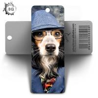 Buy cheap PET Customized Dog 3D Lenticular Bookmark For Art And Collectible product