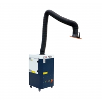 Buy cheap 3000m3/H Intelligent Portable Welding Fume Purifier product