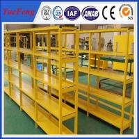 Buy cheap HOT! China factory oversea wholesales powder coated aluminum profiles for shelves product