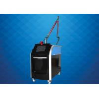 Buy cheap High Configure Laser Picosure Machine / Picosecond Nd Yag Tattoo Removal Machine product