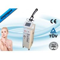 Buy cheap Best choice RF Metal Tube Acne scar removal Fractional Co2 Laser Machine product