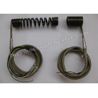 Buy cheap Electric Coil Heaters , Moistureproof 4.2x2.2mm Hot Runner Heating Coil product
