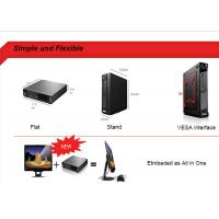 Buy cheap Intel HD Graphics Linux Thin Client Hardware 8GB SSD Storage 3cm Thickness product