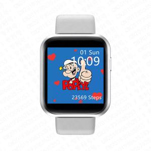 """Buy cheap 1.54"""" HD IPS Large Screen Y68plus Blood Pressure Smartwatch product"""