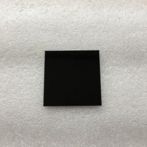 Buy cheap 50x50x2.0mm 254nm ZWB3 UG5 U-330 UV Pass Filter Ultraviolet Bandpass Glass product