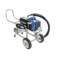 Buy cheap Small Electric Airless Paint Sprayer , airless spray painting machine for roof , garage product