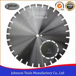 Buy cheap Fast Cutting Asphalt Saw Blades 105 - 600mm Laser Welded Diamond Saw Blade product