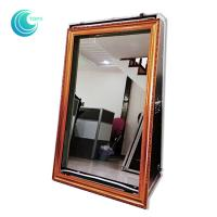Buy cheap Touch screen mirror touch screen booth 55inch magic mirror selfie booth case product