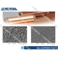Buy cheap Flexible Printed Circuits Copper Clad Laminate treated Copper Foil Sheet product