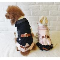 Buy cheap Summer pet clothes evening wear Sleeveless vest style Eco-Friendly for small dog breed product