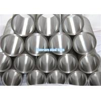 Buy cheap Honing Inside Surface Hydraulic Cylinder Pipe , SAE1026 / 25Mn Hollow Steel Tube product