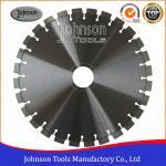 Buy cheap Professional Key Slot Type Diamond Stone Cutting Blades 400mm product