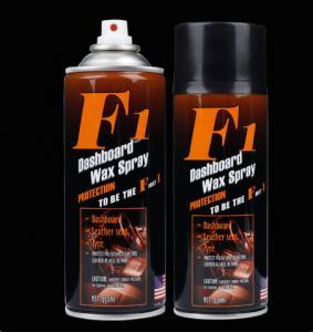 Buy cheap Multi Functioinal Car Interior Dashboard Wax Polish Spray product