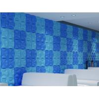 Buy cheap Hotel Hallways Decorative Interior / Exterior 3D  Wall Panels for Entertainment Wall Decals product