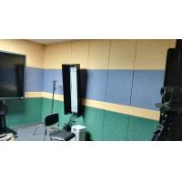 Buy cheap 40% Low Melt Fiber Polyester Acoustic Wall Panels Fireproof Acoustic Sound Panels from wholesalers