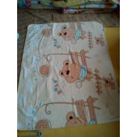 Buy cheap Superfine Fiber Soft Polyester Baby Blanket Cartoon , Size Of Baby Blanket product