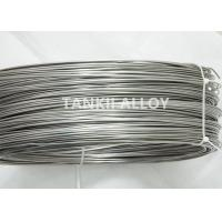 Buy cheap IEC60584 Standard Bare Thermocouple Wire Type N Nicrsil Nisil 1.29mm product