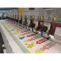China TSE- Embroidery Machine With Applique Embroidery & Dual Sequin on sale