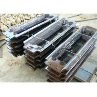 Buy cheap Skim Pan Lead Ingot Mold AISI8630 Alloy Steel Special  Shape Formed product