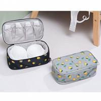 Buy cheap Small Packing Organizer Underwear Storage Bag Polyester / Nylon Material product