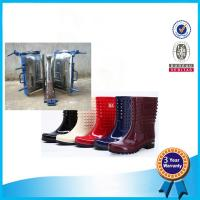 Buy cheap Customized Design Plastic Shoe Mold Die Making Single / Multi Cavities product