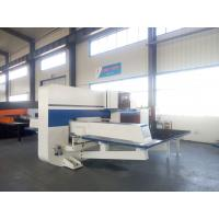 Buy cheap Repositioning Cnc Punching Machine With Amada Tools Turret Punching Fanuc Control product