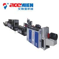 Buy cheap 200mm 300mm PVC Ceiling Panel Making Machine With Plastic Wood Pellet product