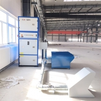 Buy cheap 380V 6 Bar 7.5KW 6500m³/H Laser Cutter Dust Collector product