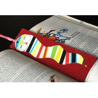 Buy cheap OK3D lenticular bookmark-plastic pp 3d offset printed lenticular 3D animal bookmark made by UV offset printer product