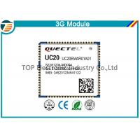 Quality QUECTEL Wireless Communication 3G UMTS HSPA+ Module UC20 LCC Package for sale