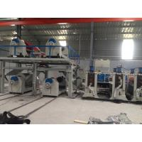 Buy cheap 2.2kw Aluminum Foil Rewinding Machine 380V 50HZ 1100×1350×1500 mm product