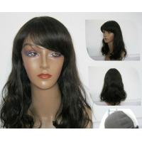 Buy cheap Professional Silky Curly Full Lace Wigs Full Lace Piano Color Double Layers Packed With PVC Bag product