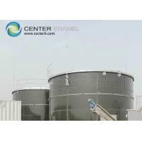 Buy cheap Glass Fused To Steel Porcelain Enameled Agricultural Water Storage Tanks product