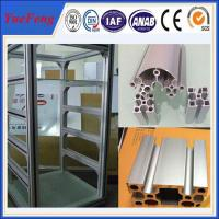 Buy cheap Great! aluminum extrusion profiles for industrial supplier / aluminum display stand product