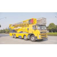 Buy cheap Remote Control VOLVO Engine Under Bridge Work Platform With 8 X 4 Drive from wholesalers