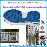 Buy cheap Durable Aluminium Outsole Mold Corrosion Resistant Easy To Operate product