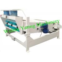 Buy cheap professional Grain Cleaning Machine Vibrating Gravity Table Grain Cleaner product