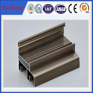 Buy cheap Aluminium windows profiles in china manufacturer,aluminium double sliding windows frame product