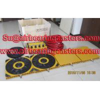 Buy cheap Air skates for moving machine is very convenient product