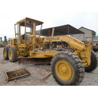 Buy cheap Second Hand Graders 150hp 3306 Engine , Cat 140g Motor Grader product