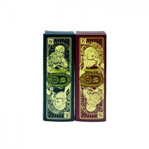 Buy cheap Ups Grade Vegetable Glycerin Vapor Cigarette Liquid Gold / Silver / Bronze Blend Flavor product